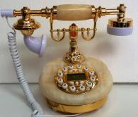 Телефон от мрамор