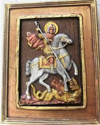 снимка на Икона Свети Георги