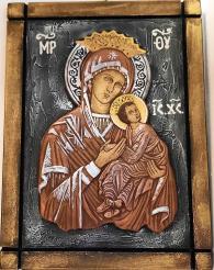 снимка на Икона Дева Мария с Младенеца
