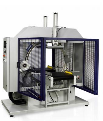 снимка на ORBIT автоматични хоризонтални машини за опаковане със стреч фолио