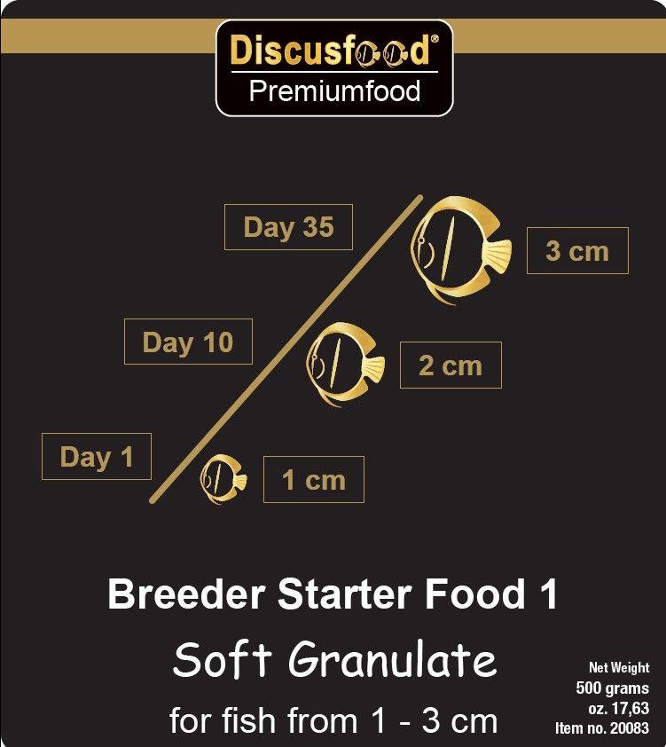 Breeder Starter Food II