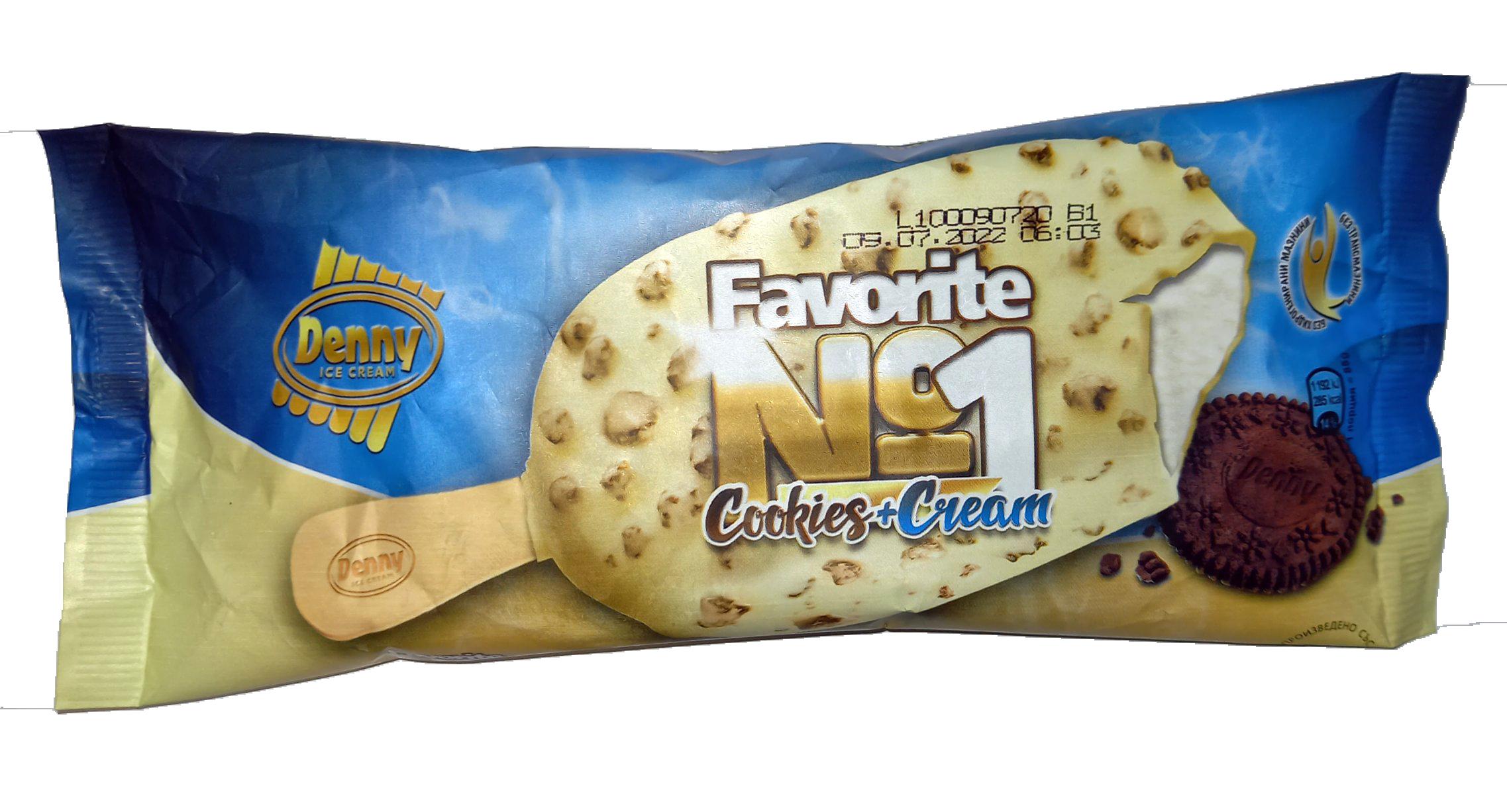 снимка на Фаворит № cookies&cream