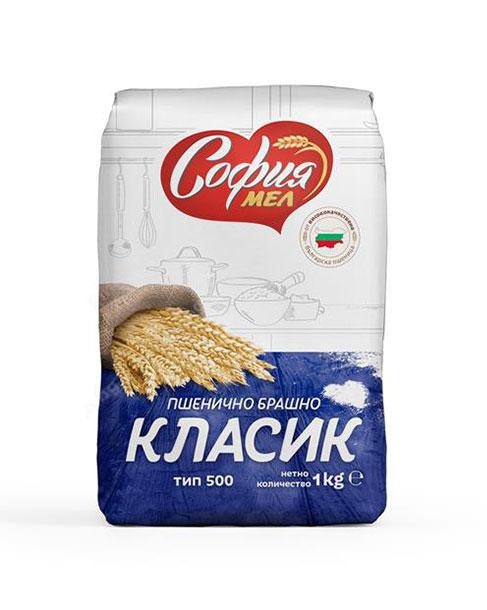 Брашно София Мел класик 1 кг