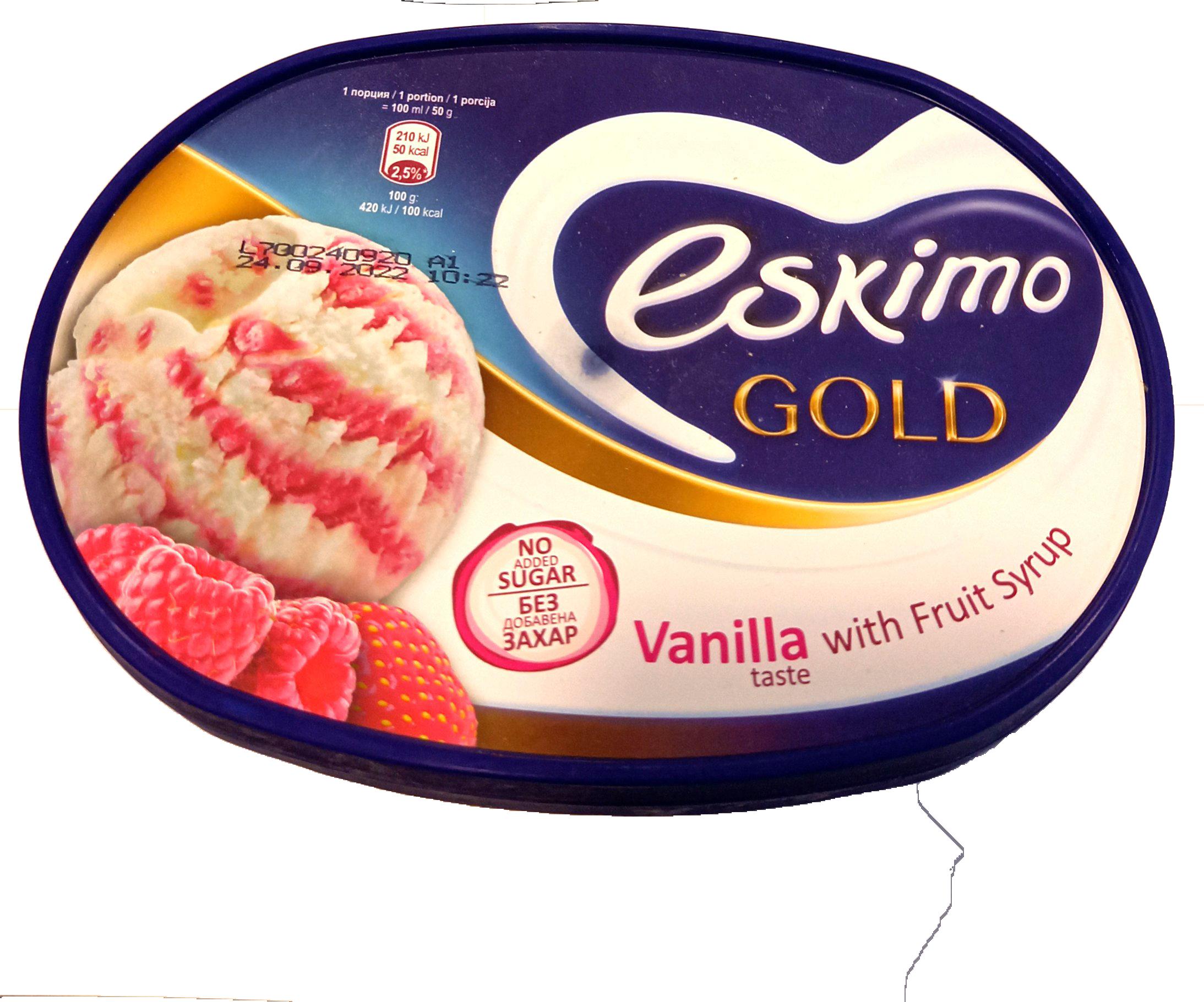 снимка на Ескимо кутия мл. Горски плод