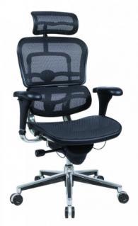 Работен стол  ERGOHUMAN