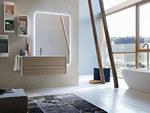 снимка на актуални Мебели за баня технически фурнир по проект