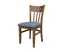 снимка на Тапициран стол за трапезария Юлия