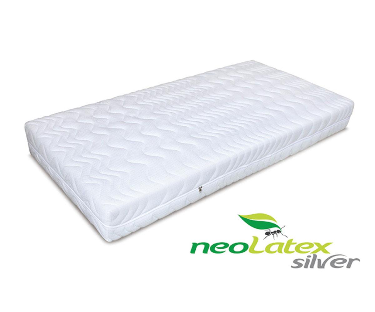 Двулицев матрак NeoLatex Silver 72/190 см.