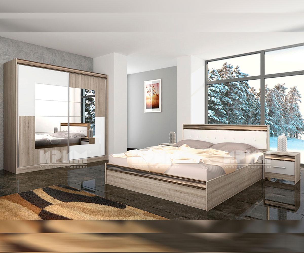 Мебели за спалня Сити 7036