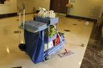 Хигиенни колички полипропиленови за молове налични на склад