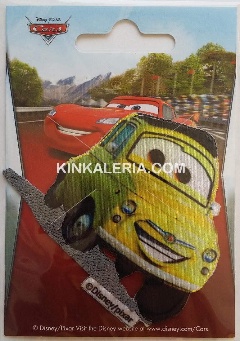 Апликации Disney Cars-Tow Mater ( Матю )