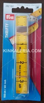 снимка на Комбиниран шивашки сантиметър см. /  инч.