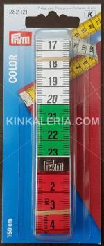 снимка на Шивашки сантиметър  см.  цветовете на трибагреника