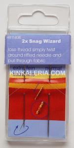 снимка на Ръчни игли за премахване на бримки