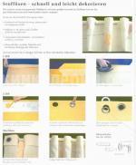 снимка на Халки  клипс за пердета и замба за отвори  мм и  мм