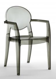 снимка на Дизайнерски поликарбонатни столове