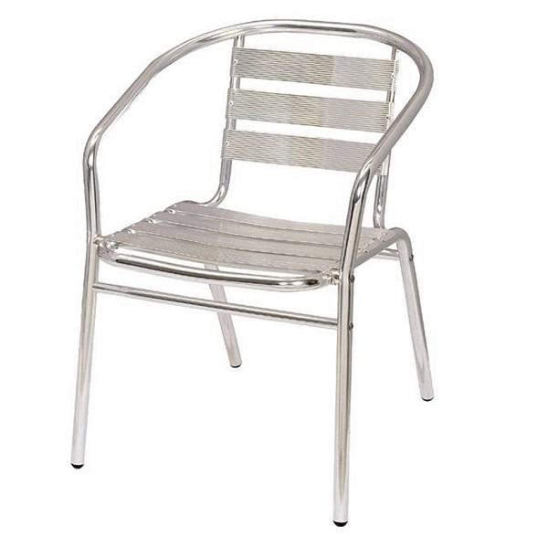 Стол алуминий за открито класик