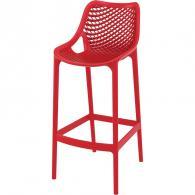 снимка на Бар стол полипропилен с фибро стъкло