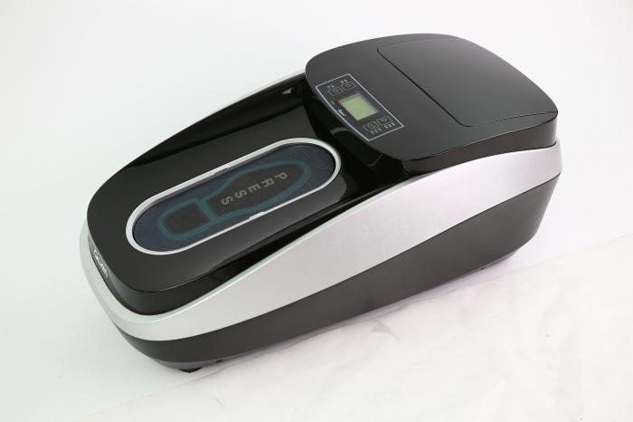 Автоматична машина за обуване на калцуни