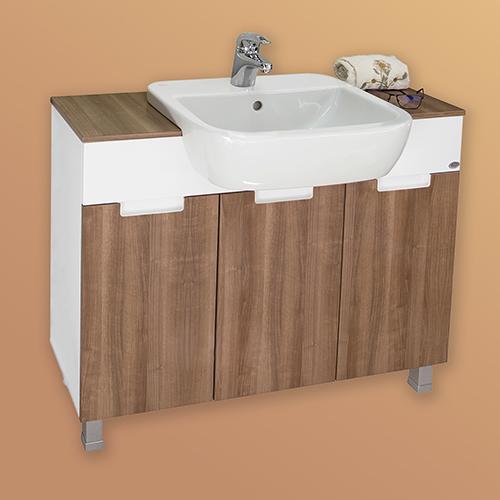Мебел за баня – горен шкаф Сенсо Скуаре