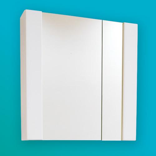 Мебел за баня –  горен огледален шкаф Либра 2