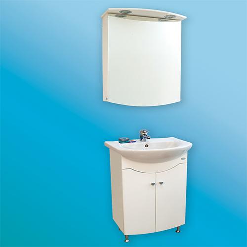 снимка на Мебели за баня – Коло