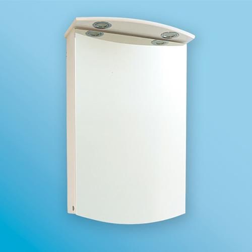 Мебел за баня –  горен огледален шкаф Коло