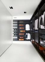снимка на ъглови гардероби по проект