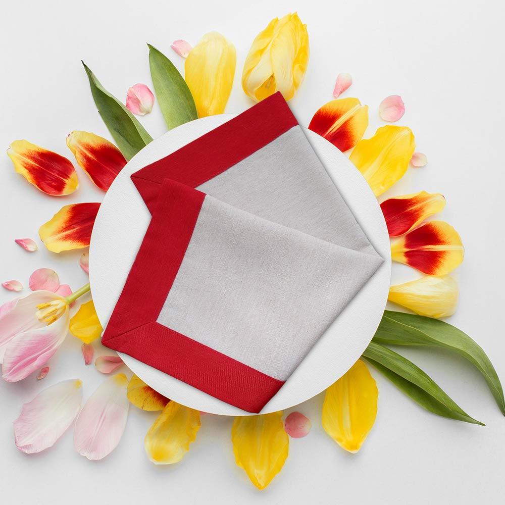снимка на Текстилна салфетка